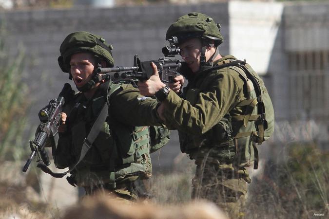 الاحتلال يطلق النار على المزارعين جنوب قطاع غزة
