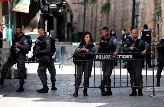شرطة الاحتلال تعزز انتشارها بالتزامن مع دعوات اقتحام الأقصى