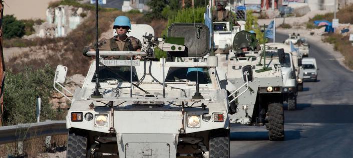 اليونيفيل يطالب إسرائيل ولبنان بتجديد الخط الأزرق على الحدود