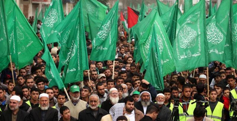 أول تعليق من حركة حماس على استشهاد أربعة مواطنين