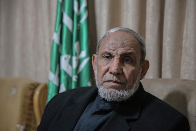 الزهار: لا مستقبل للاحتلال والمستوطنين في فلسطين