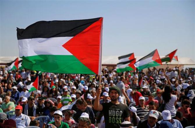 الدعوة لمسيرات جمعة الشباب الفلسطيني على حدود غزة