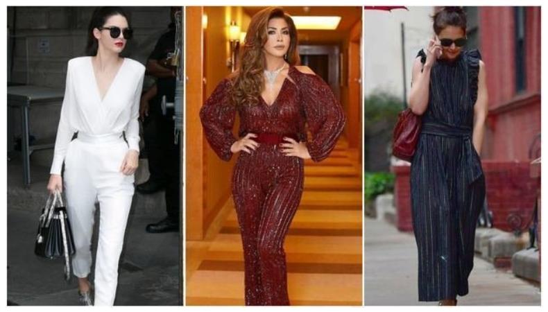 ارتدي الجمبسوت على طريقة المشاهير بصيف 2019 (صور)