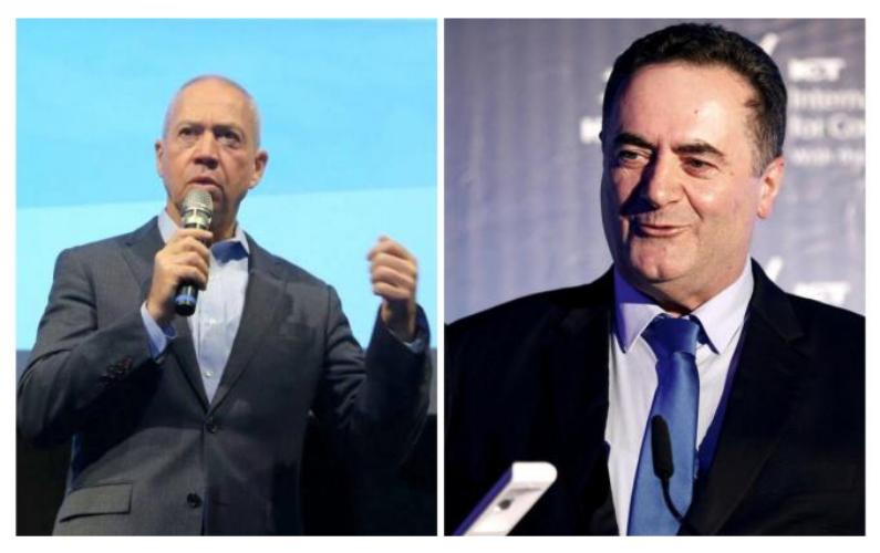 وزيران اسرائيليين يتوعدان إيران في سوريا ويرفضان التعليق على سقوط المسيرتين في الجنوب اللبناني
