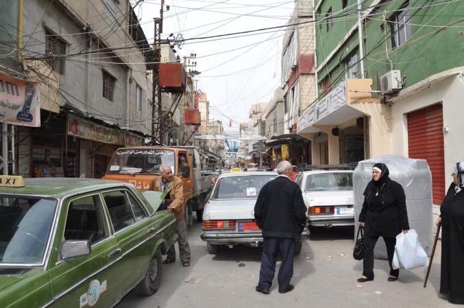 هدوء حذر يشهده مخيم عين الحلوة جنوب لبنان