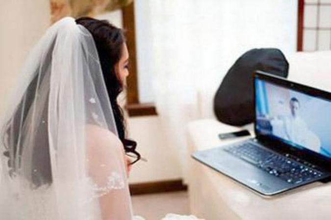 تعرف على الزواج الإلكتروني الجديد في مصر