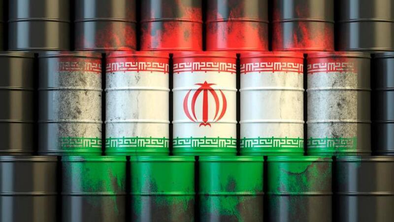 إنتاج النفط في إيران عند أدنى مستوى
