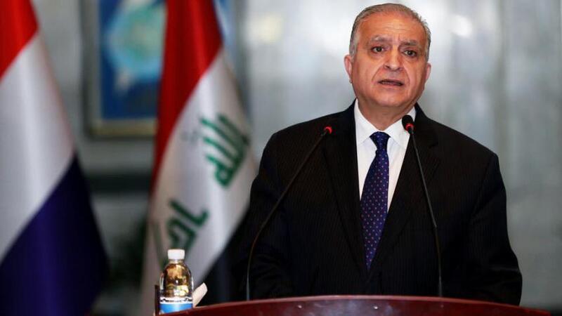 """رفض عراقي لمشاركة """"اسرائيل"""" في حماية مياه الخليج"""