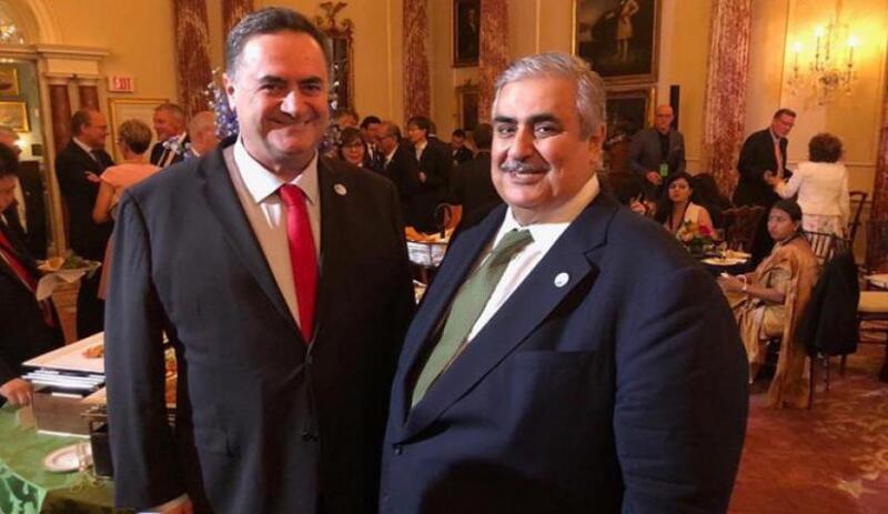 """تهنئة إسرائيلية لوزير الخارجية البحريني بمناسبة عيد الأضحى.. ماذا قال """"كاتس""""؟"""