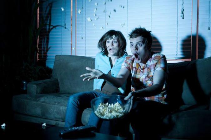 دراسة: مشاهدة أفلام الرعب تؤدي إلى الإصابة بأمراض القلب