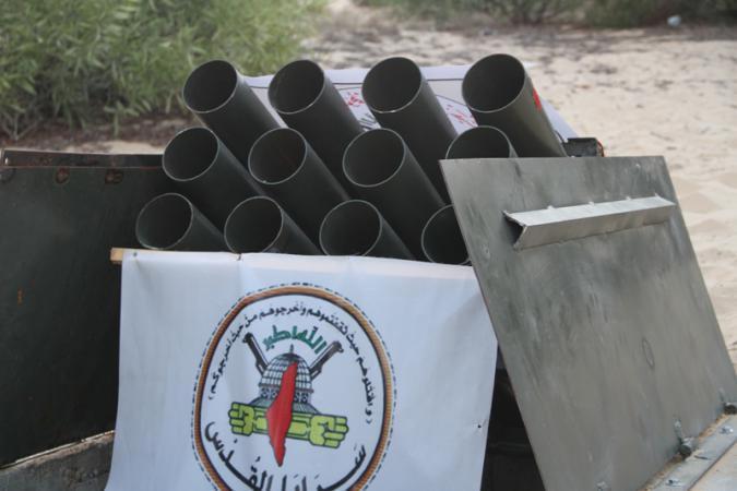 شاهد| سرايا القدس تنشر فيديو لمراحل تطور أحد أهم أسلحتها