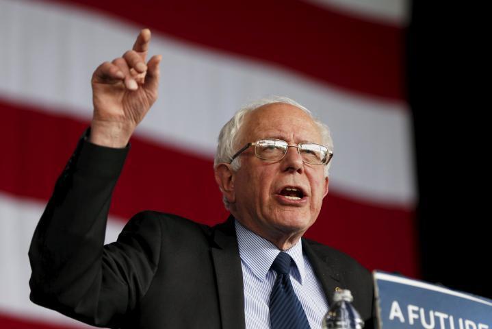مرشح الرئاسة الأميركية ساندارز: لا يمكن السكوت على الظلم الذي يتعرض له الشعب الفلسطيني