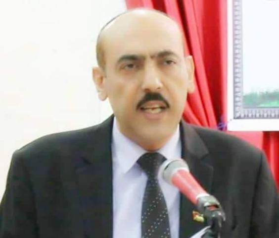 عاكف المصري يوجه انتقادات لأطراف الصراع الفلسطيني الداخلي