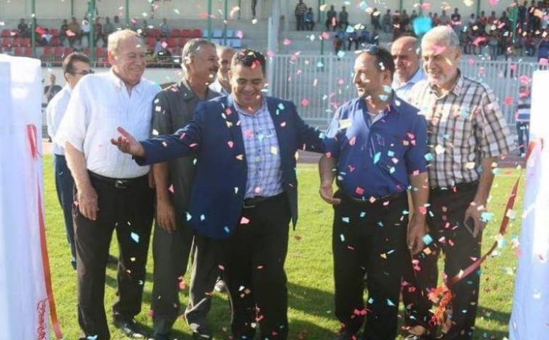 أمواج تدعم أندية غزة بمبلغ 50 ألف دولار