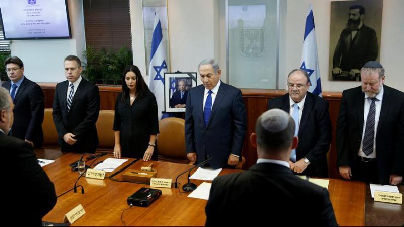 الكابينت الإسرائيلي يجتمع اليوم