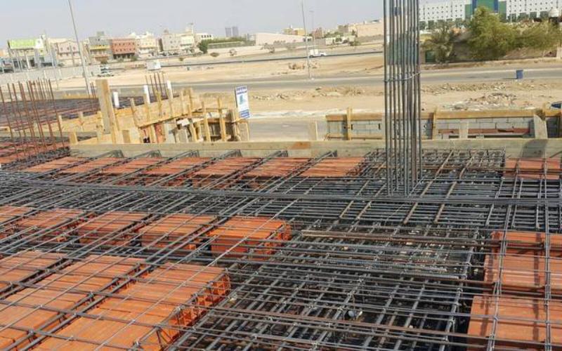 استقرار أسعار تكاليف البناء في الضفة الغربية خلال شهر تموز