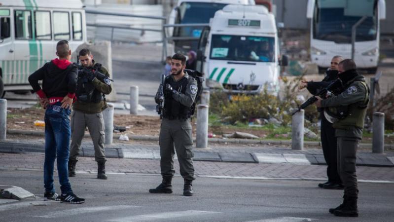 إطلاق النار على شاب فلسطيني قرب مستوطنة أرائيل