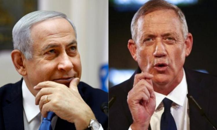 غانتس: لن نشارك في حكومة برئاسة نتنياهو