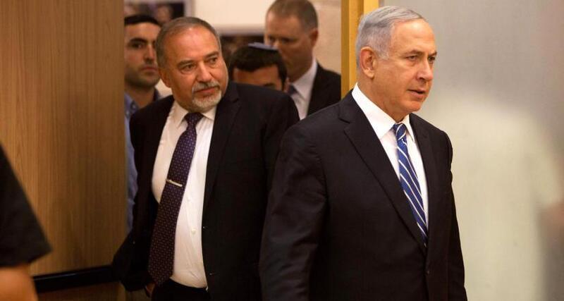 نتنياهو لا يرفض ضم ليبرمان إلى حكومته القادمة