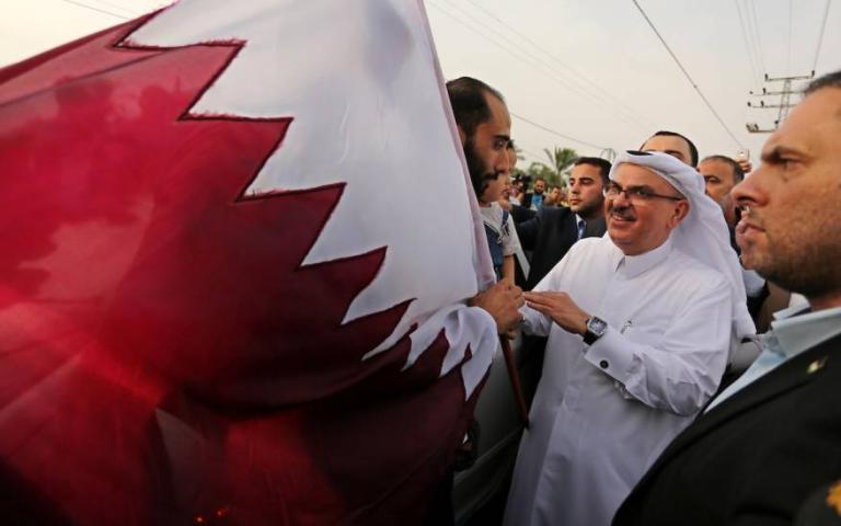 السفير العمادي يصل غزة الخميس المقبل