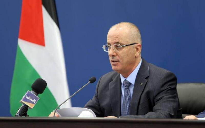 الحمدالله يرد على قرار الرئيس عباس المتعلق بإعادة الأموال