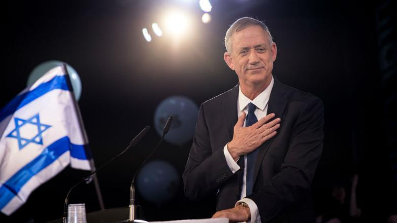 غانتس: عندما نقود الكابينت سنهزم حماس وسنعيد الهدوء والجنود الأسرى