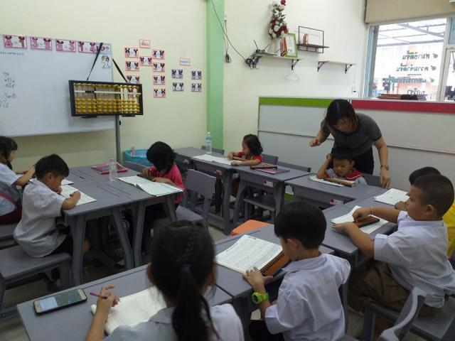 أطفال البرنامج يحققون مراكز متقدمة في المسابقة العالمية