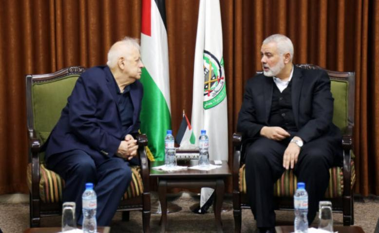 للمرة الثانية لجنة الانتخابات تلتقي قيادة حماس مساء اليوم بغزة
