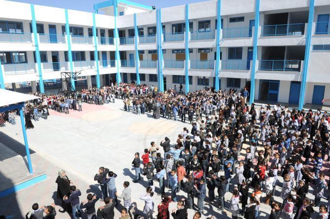 التعليم بغزة: وضعنا 3 سيناريوهات للحفاظ على العملية التعليمية