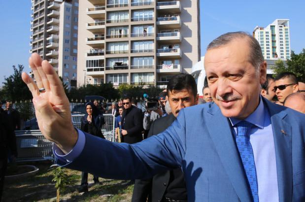 """الاقتصاد التركي """"يستعيد زخمه"""".. هذا ما قاله أردوغان"""