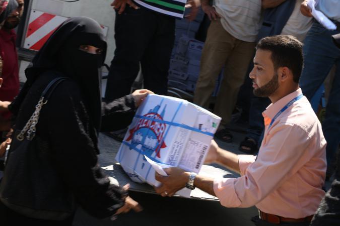 الأونروا: الصين تقدم دعمًا بقيمة مليون دولار لبرنامج المساعدات الغذائية بغزة