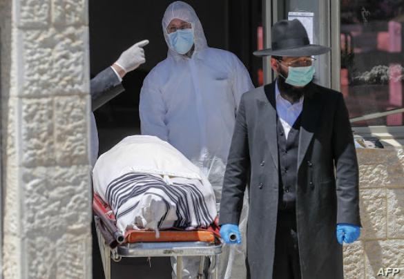 إسرائيل تسجل ارتفاعًا في عدد الوفيات والإصابات بكورونا
