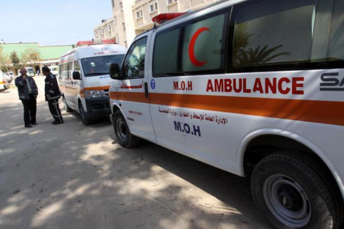 غزة- وفاة شاب أحرق نفسه أول أمس