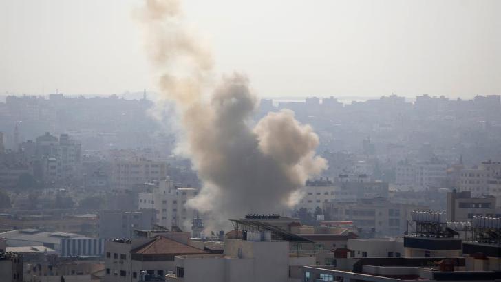 """حماس ردًا على تصعيد الاحتلال: """"لا يمكن القبول باستمرار هذا الحال"""""""