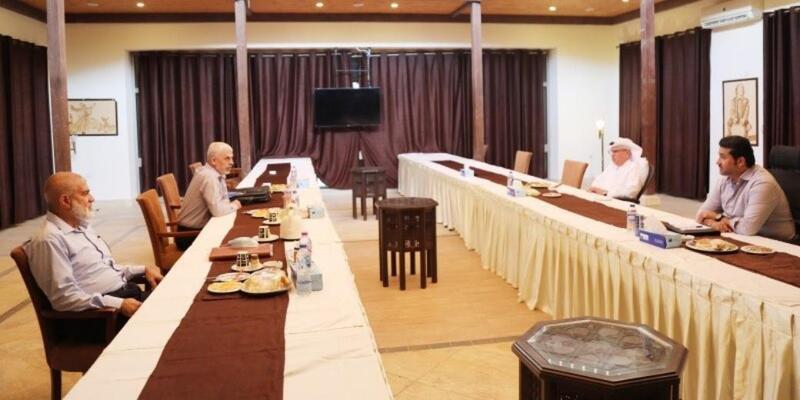 قطر تصدر بيانا بشأن التوصل لاتفاق تهدئة ووقف التصعيد في غزة