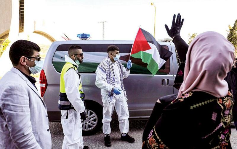 وفاة مواطن فلسطيني بفيروس كورونا في السعودية