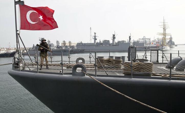 صحيفة: أوامر لقادة سفن تركية بالتدخل المباشر لمواجهة أي تهديد