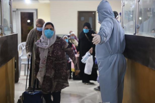داخلية غزة تعلن إحصائية العائدين والمغادرين عبر معبر رفح خلال 3 أيام