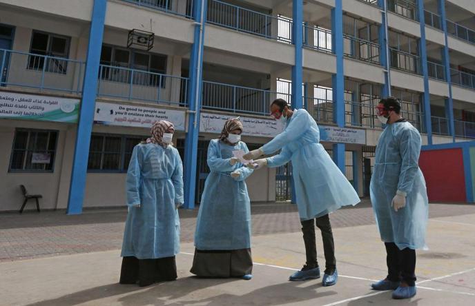حوار مع أحد مصابي فيروس كورونا المحجورين في مستشفيات العزل بغزة
