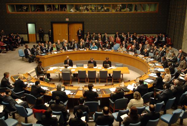 أمريكا ترفض دعوة روسيا لاجتماع مجلس الأمن لبحث العقوبات على إيران
