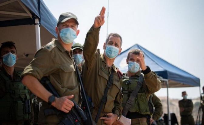 كوخافي: سيتم إيقاف إطلاق البالونات الحارقة من غزة خلال الأيام المقبلة