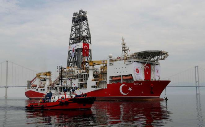 وزير الطاقة التركي: قيمة الغاز المكتشف تٌقدر بـ 65 مليار دولار