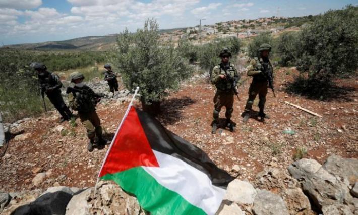 بيان أمريكي إسرائيلي إماراتي مشترك: الاحتلال يوقف عن خطة ضم أراض فلسطينية
