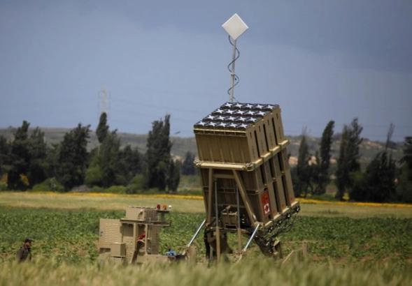الاحتلال يقرر توسيع نشر منظومة القبة الحديدية على حدود غزة