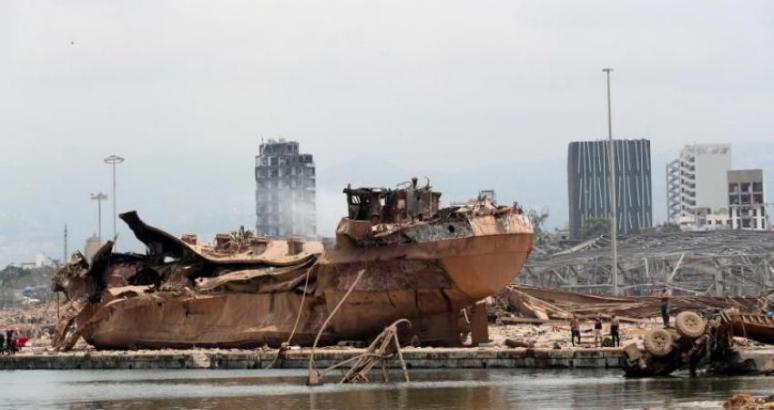 قلق أممي من خطورة مخلفات انفجار مرفأ بيروت