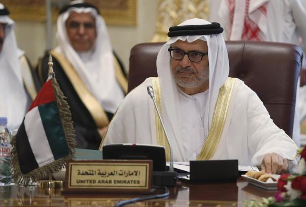 قرقاش: الإمارات مستعجلة في تنفيذ عملية التطبيع وبسرعة كبيرة