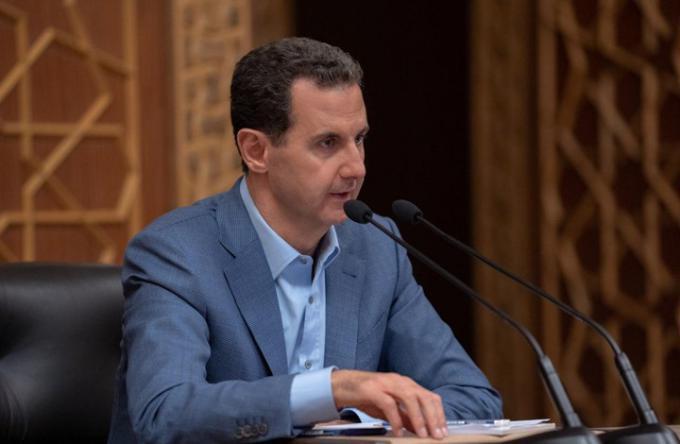 بشار الأسد يصدر مرسوم تشكيل الحكومة السورية الجديدة