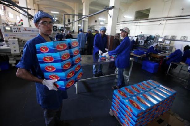 الخضري: مصانع غزة قلصت عملها إلى 20% من طاقتها الإنتاجية