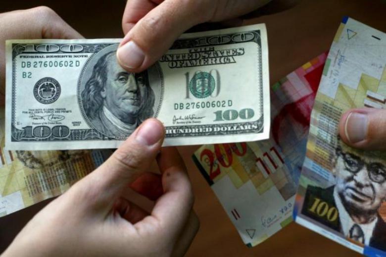 طالع أسعار صرف العملات اليوم مقابل الشيكل الإسرائيلي