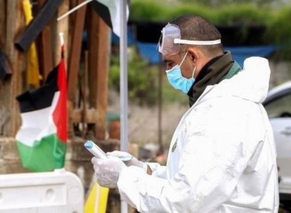 كورونا فلسطين: 5 حالات وفاة و726 إصابة خلال 24 ساعة